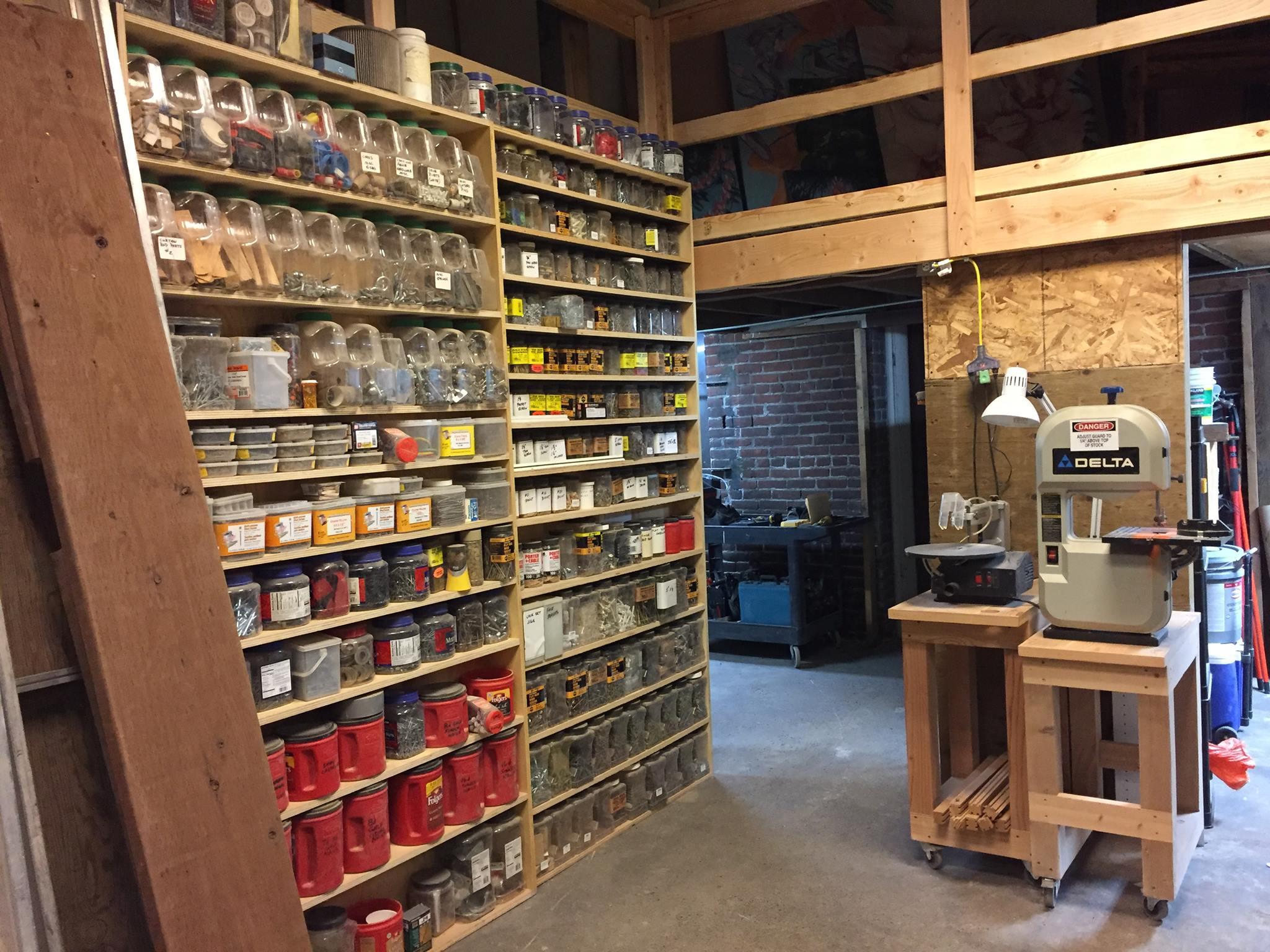 Yakima Maker Space Woodworking