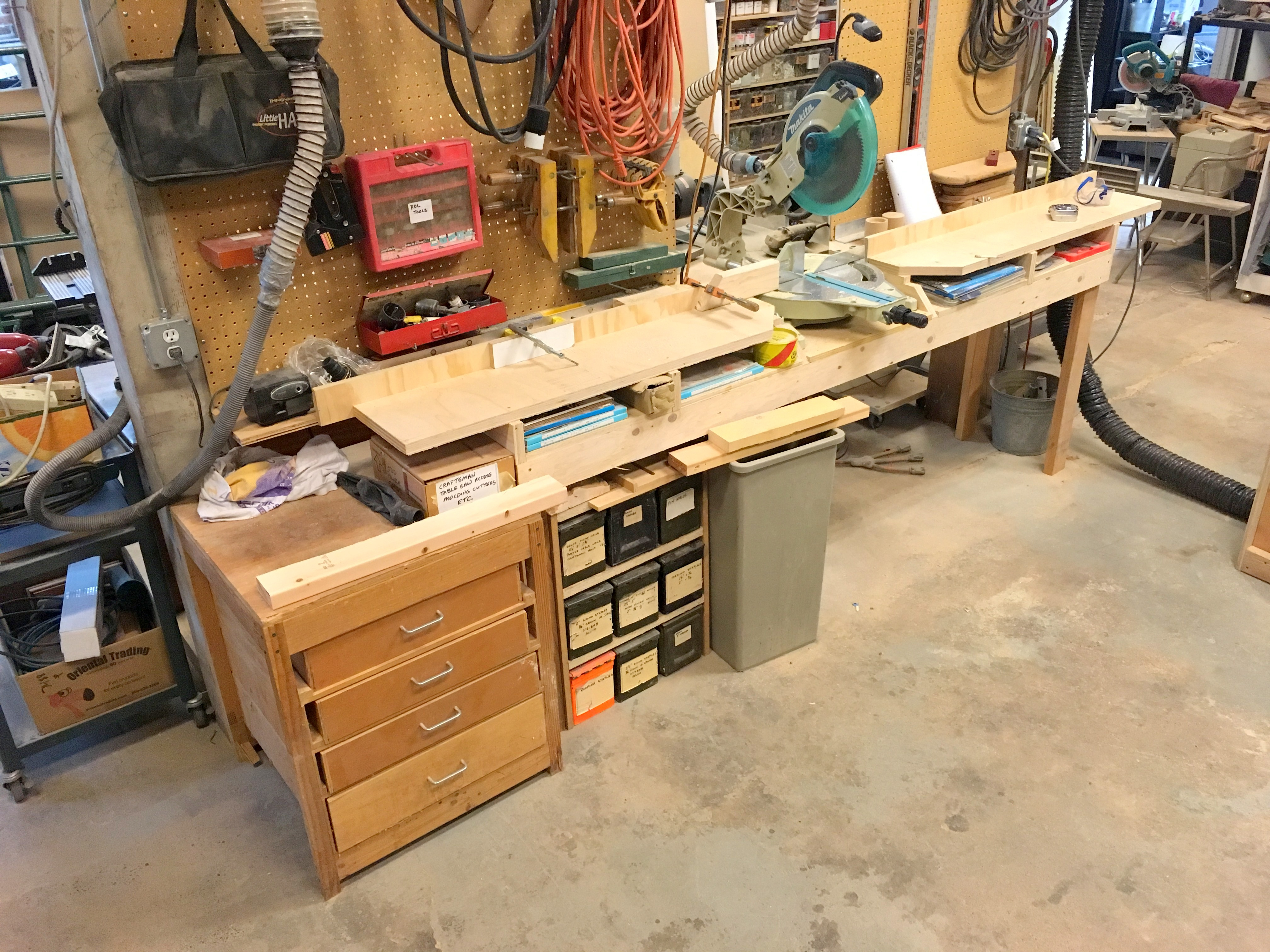 Yakima Maker Space Woodworking
